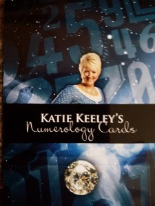 Katie Keeley Numerology Cards